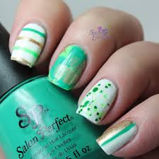 st patrick u0027s day nail designs you can try to copy