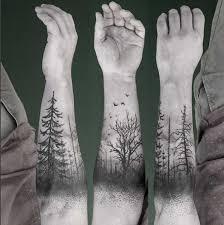 40 achingly beautiful tree tattoos forearm tree