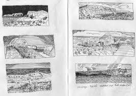 pbs harriman sketch book