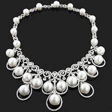 diamond pearl necklace images Ultimate guide for buying pearl and diamond necklace jpg
