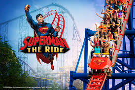 Bizarro Six Flags Great Adventure Fireball Is Coming To Six Flags New England And Six Flags St