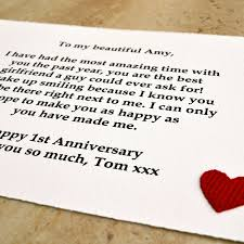 wedding gift message personalised message anniversary gift by arnott cards