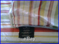 Comforter Sets Made In Usa 5 Piece Ralph Lauren Harbor View Stripes Queen Comforter Set Made