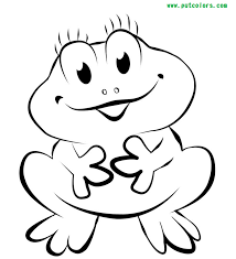 amazing frog coloring pages cool ideas 850 unknown resolutions