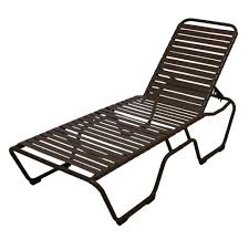 Lounge Chair Patio Home Styles Laguna Black Woven Vinyl And Metal Patio Chaise Lounge