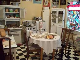 Retro Kitchen Decorating Ideas by Kitchen Style Light Yellow Cheap Small Kitchen Tables Retro