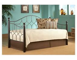 Decorative Metal Bed Frame Queen Full Size Daybed Frame U2013 Bare Look