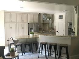kitchen floor to ceiling cabinets updating the kitchens shanty 2 chic