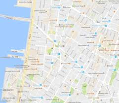 map of nyc areas new york city times square neighborhood map