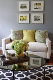 yellow and grey home decor simple yellow and gray living room decor style home design top