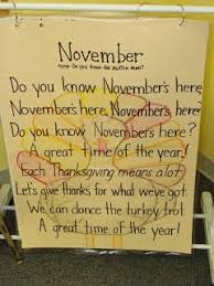 best 25 november poem ideas on preschool thanksgiving
