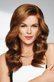 long wavy layered 100 human hair raquel welch wig grand entrance