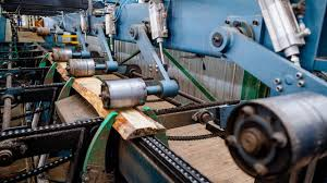Wood Machines In South Africa by Wood Mizer Titan Optimising Edger In South Africa Youtube