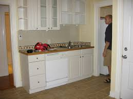 furniture cozy kitchen design with american woodmark cabinets