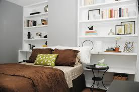 bedroom shelves ideas for you u2013 designinyou com decor