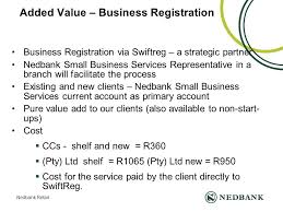 small business services nedbank retail our focus focus on small