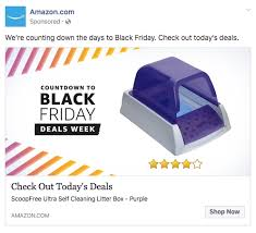 amazon countdown to black friday your complete guide to facebook ads with real life examples