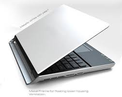 laptop design float away laptop concept ubergizmo