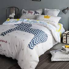 aliexpress com buy 2017 cartoon 100 cotton bedding sets duvet