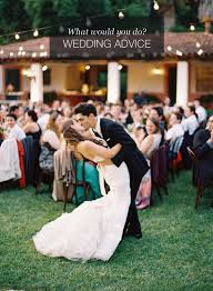 what to get your for wedding wedding advice what do you tell your friends family if you don