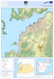 Pamplona Spain Map by Spain Eurostat