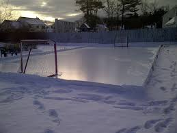 Backyard Ice Rink Kits by Backyard Rink Liner Home Depot Outdoor Furniture Design And Ideas