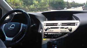 youtube lexus navigation system 2013 lexus rx350 rx450h navigation and video enhancement system