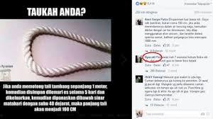 Meme Dan Rage Comic Indonesia - terlalu serius menanggapi sebuah meme pria ini dibully di facebook
