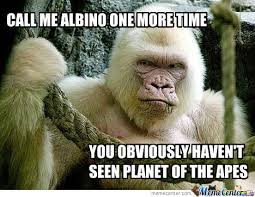 Albino Meme - albino by mikelouw meme center