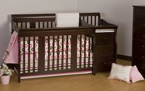 Graco Convertible Crib With Changing Table Furniture Cribs With Changing Table Fresh Storkcraft Portofino