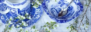 Home Decor Trends Spring 2017 Blue U0026 White Fine China Spring Table Settings Home Decor Trend