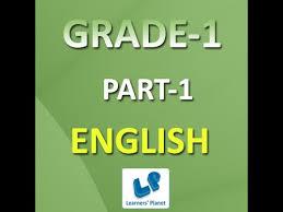 frist grader english grammar online practice book youtube