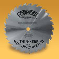 table saw blade width woodworker ii thin kerf forrest saw blades quality saw blades
