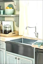 how to install stainless steel farmhouse sink how to install a farmhouse kitchen sink medium size of of farmhouse