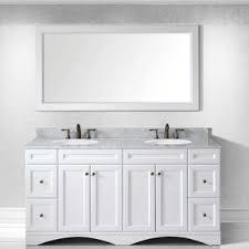 72 Double Bathroom Vanities by Double Vanities You U0027ll Love Wayfair