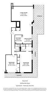 aib management corp the royal york 425 east 63rd street 11th to 12th floor plan 1 of 26