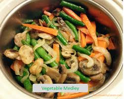 Chinese Main Dish Recipe - vegetable medley side dish recipe maryann jacobsen