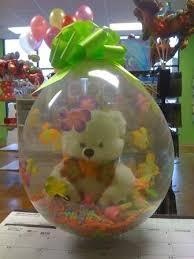 balloons with teddy bears inside 20 best stuffed balloon gifts images on balloon ideas
