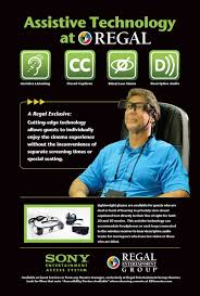 Deaf Blind Movie Regal U0027s Cutting Edge Technology Allows Deaf And Blind To