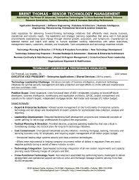 Senior Executive Manufacturing Engineering Executive Resumes Career Branding Services Resume Writing