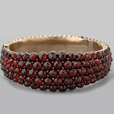 antique garnet bracelet images Fay cullen archives bracelets antique garnet bracelet jpg