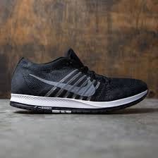 Nike Racing nike air zoom flyknit streak 6 racing black grey white