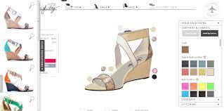 shoe design software huzzah your shoe design dreams come true next week racked sf