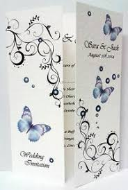 wedding invitations ebay handmade wedding invitations ebay