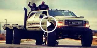 super monster truck check amazing 6 wheel truck