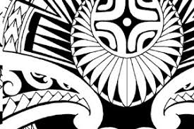 quartersleeve maori polynesian tattoo designs