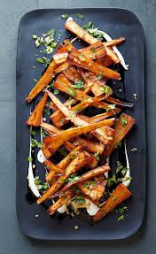 thanksgiving carrot side dish recipe the 25 best roasted carrots and parsnips ideas on pinterest