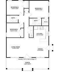 floor plans for a small house simple cottage floor plans bungalow house plan simple house floor