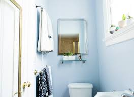 Small Mosquitoes In Bathroom Renters Rejoice 2 Ways To Transform Your Itty Bitty Bathroom