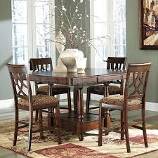 plain ideas counter height dining room set prissy design leahlyn